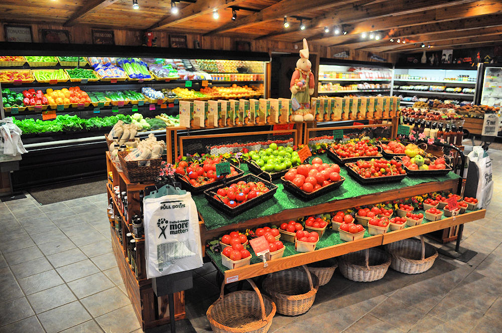 Yarnick's Farm Market, Indiana, PA - Home Grown Vegetables