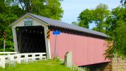 Thomas Covered Bridge - 1879