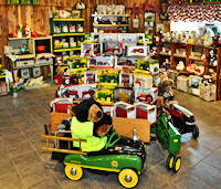 Boyd's Bears and Farm Toys